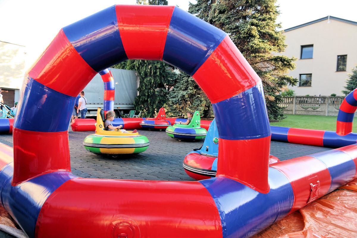 atrakcje na imprezy dla dzieci