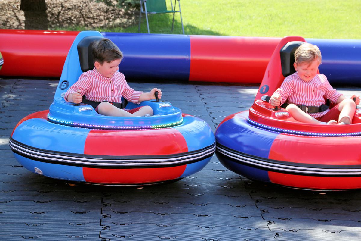bumper cars dla dzieci
